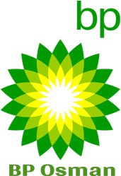 BP Osman logo