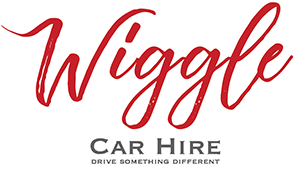 Wiggle Car Hire logo