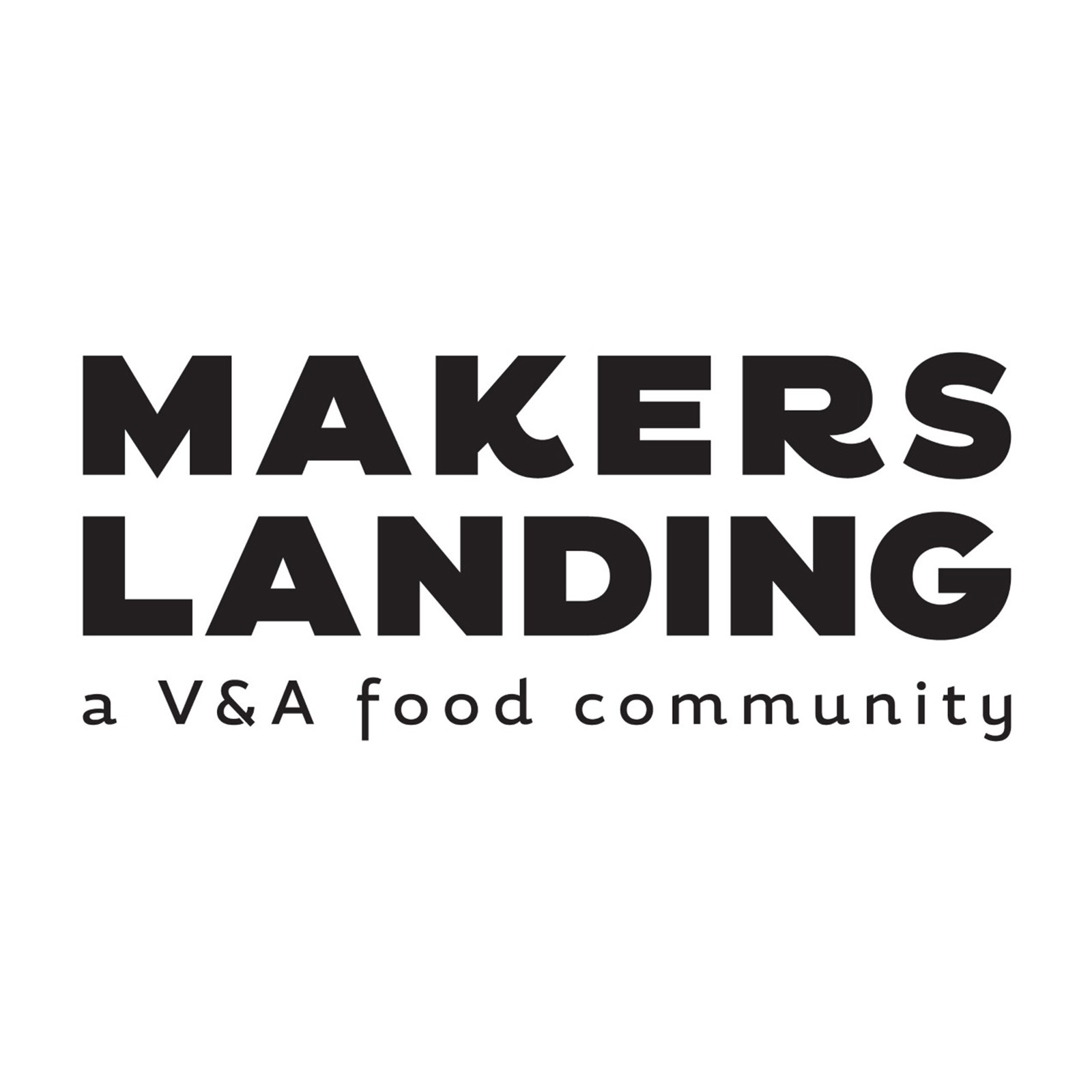 Makers Landing at the V and A Waterfront logo for Realise A Dream competition to support local entrepreneurs