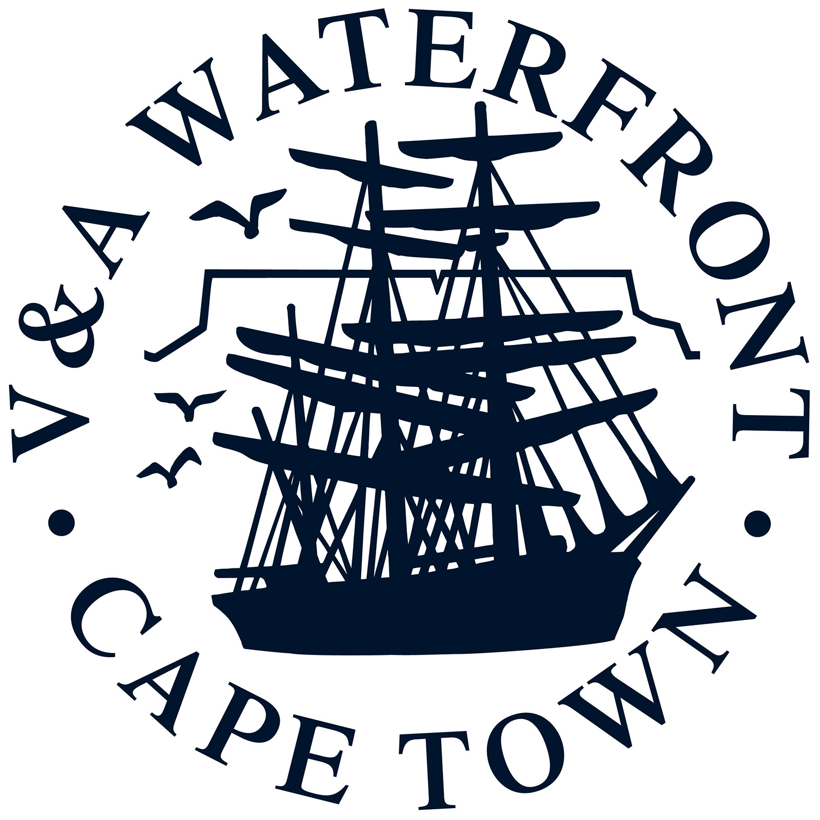 the V&A Waterfront logo for the realise a dream competition to support local entrepreneurs in the food industry in cape town